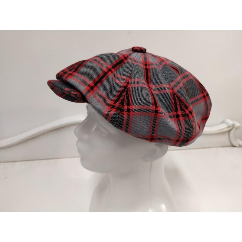 Vyriška languota kepurė