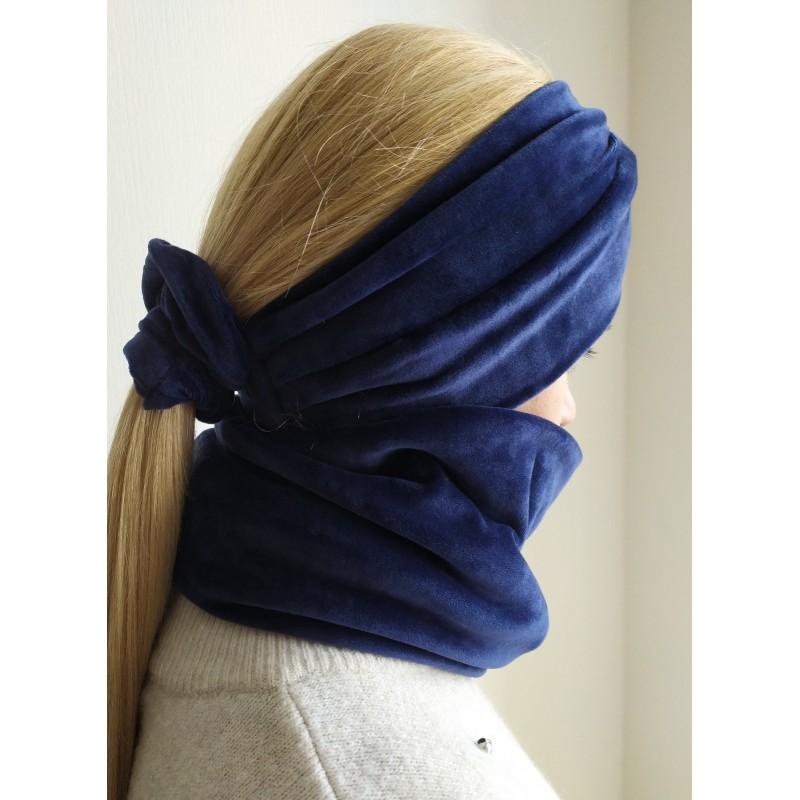 Stilinga moteriška galvajuostė ir movas